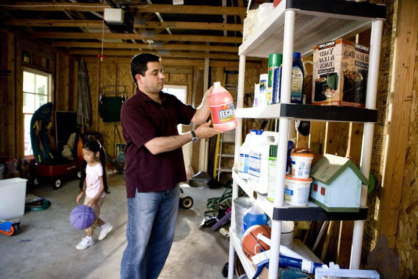 How to organize a garage on a tight budget-yourgarageguide