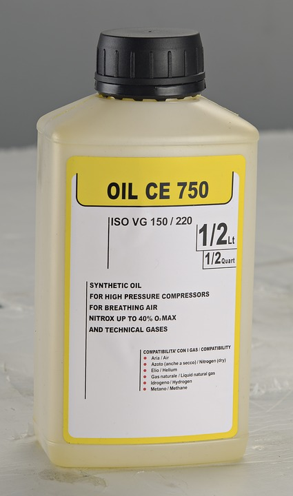 Safety Oil Tools Liquid Synthetic