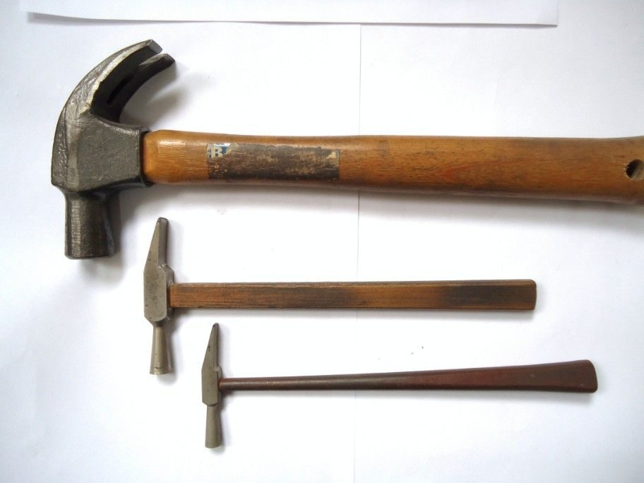 Hammer types and use