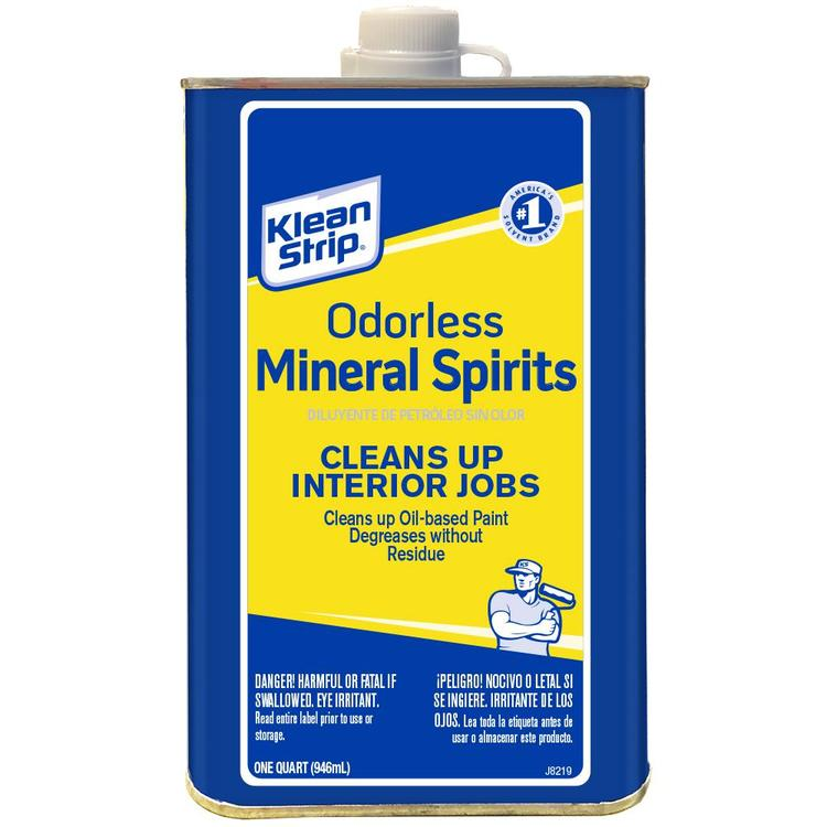 Cleaning Guide] In-Depth Acetone vs Mineral Spirits